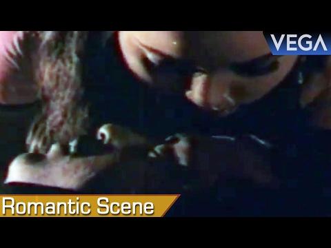 Subathra Kisses Vijayakanth    Naan Sootiya Malar Tamil Movie    Romantic Scene thumbnail