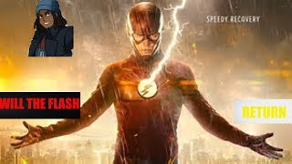 will the flash return/explained