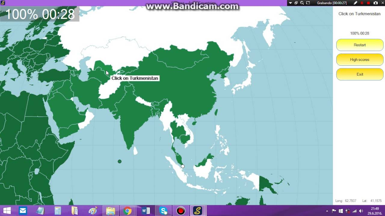 Asia Seterra