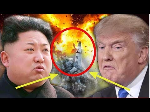 North Korea blows up US aircraft in new video released