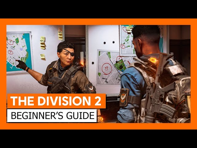 OFFICIAL THE DIVISION 2 - WARLORDS OF NEW YORK - BEGINNER'S GUIDE