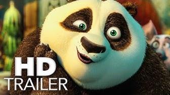 KUNG FU PANDA 3 | 7 Filmausschnitte & Trailer - DreamWorks-Animationsfilm | German Deutsch
