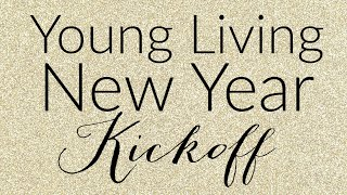 Young Living New Year Kickoff 2020