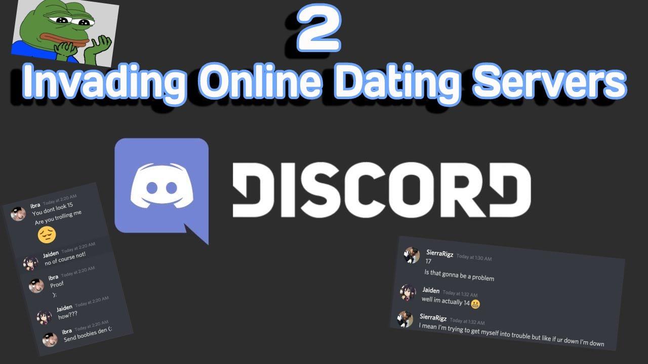 Online-dating-discord-server