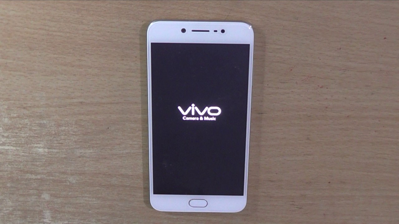 How To Reset Vivo V5 To Factory Settings Youtube