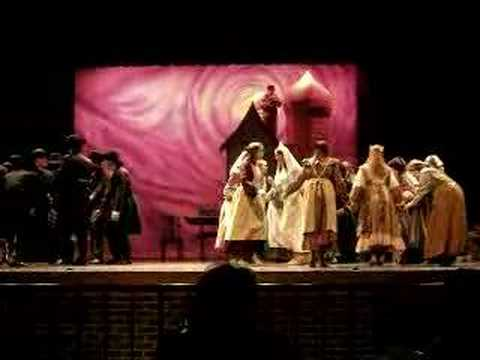 Fiddler On The Roof Wedding Dance And Bottle