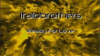 Cascada - Ready For Love (Italobrothers remix)