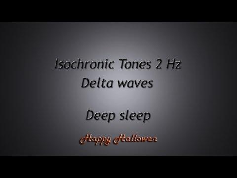 1 Hour - Delta Waves, Rehabilitation, Deep sleep, etc (Isochronic Tones 2 Hz) Pure Series