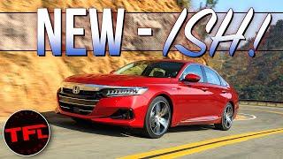 Breaking News: The 2021 Honda Accord Tweaks The Sedan Formula — Here's Everything That's Changed!