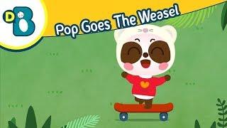 Pop Goes The Weasel | Nursery Rhymes For Baby