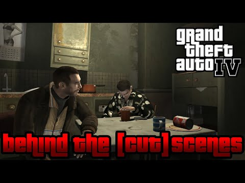 Behind the [cut]scenes - The Cousins Bellic (GTA IV)