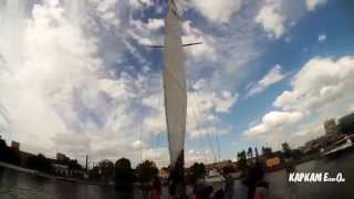 Балтийский Морской Фестиваль видеоотчет снят на Excam One от Каркам
