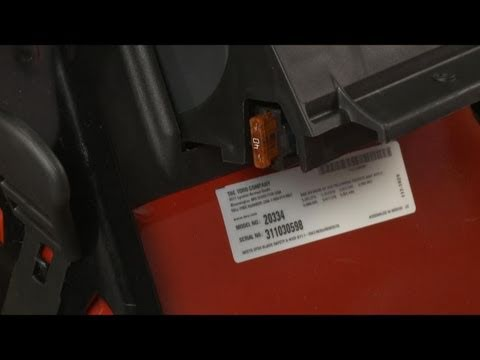 hqdefault toro lawn mower fuse replacement 99 6124 youtube Toro Z420 Right Transaxle Replacement at bayanpartner.co
