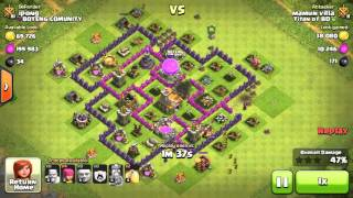 Clash of Clans - How to Find The Right Base to Attack