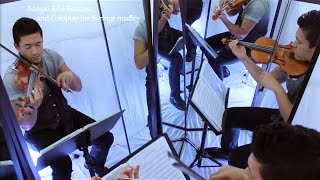 Download Adagio, The Beatles, and Coldplay for Strings Medley | David Fertello MP3 song and Music Video