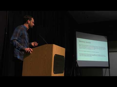 Alex Graves, IJCNN 2017 Plenary Talk: Frontiers in Recurrent Neural Network Research Pt. 1