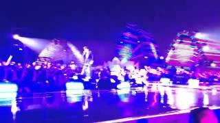 Abertura Gravação 3° DVD Luan Santana Um Brinde Ao Nosso Amor (Video Não Oficial) ( ARENA MAEDA )