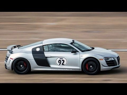 1600hp Audi R8 Takes Down 1800hp Lambos & 1400hp GT-R