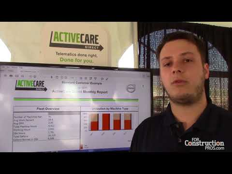 Volvo ActiveCare Direct Makes Telematics Simple And Easy