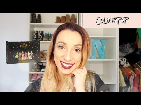 COLOURPOP | Disney | Becky G | KathleenLights | Shayla | Ellarie thumbnail