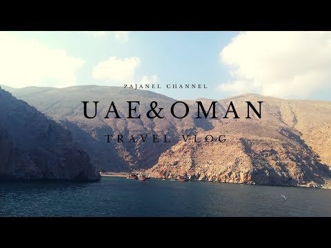 UAE 🇦🇪 to Oman 🇴🇲 Travel Vlog (LAUGHTRIP) | Pajanel Channel✨