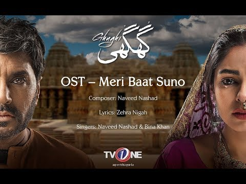 Meri Baat Suno | Audio Song | Ghughi | TV One