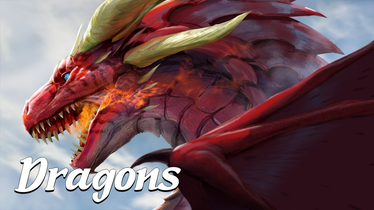 Dragons  (Mysterious Legends & Creatures #5)
