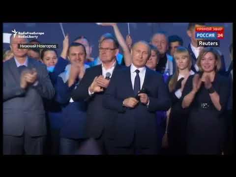 Putin Says He Will Run in 2018