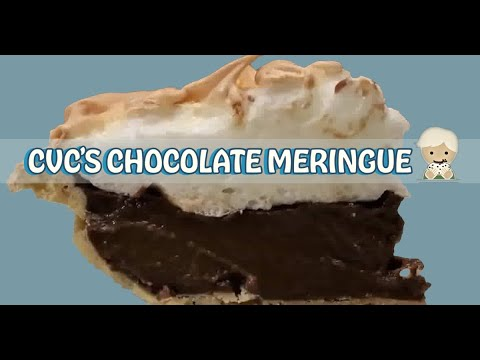 How We Make Chocolate Cream Pie, Best Old Fashioned Southern Recipes