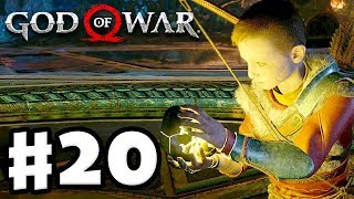 The Black Rune! - God of War - Gameplay Walkthrough Part 20 (God of War 4)