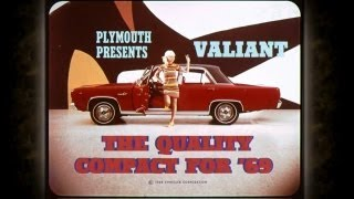 1969 Plymouth Valiant Sales Features - Dealer Promo Film