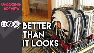 cooler Thermaltake Frio Silent 14 Review - TechView.ro