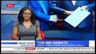 BBI debate: Tangatanga is misleading the public-Junet Mohammed