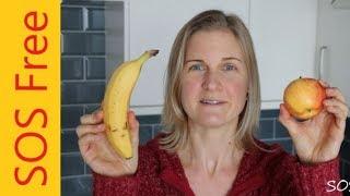 Banana Apple Dressing | Salt/Oil/Sugar-Free | WFPB | Vegan