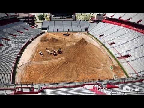 USC Williams Brice Stadium Renovation 2016 HD- Carolina Green Corp.