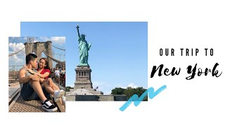 Travel Vlog | New York 2019