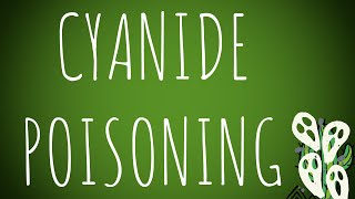 Toxicology- Cyanide Poisoning MADE EASY!