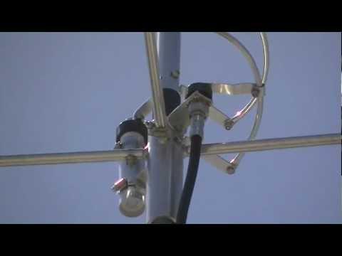 cb and ham antennas colossal 10K ground plane 11 meters