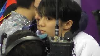 2/16平昌オリンピック フィギュア 男子シングルSP6分間練習♡羽生結弦