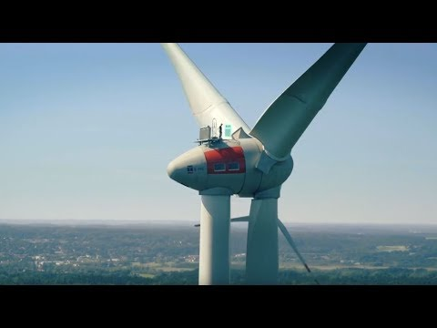 Wind turbine optimisation - Fiber optic sensors in every rotor blade