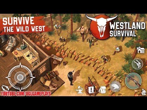 🎮 MOD APK - Westland Survival v0 917 ~ MOD Cowboy MMO Sim
