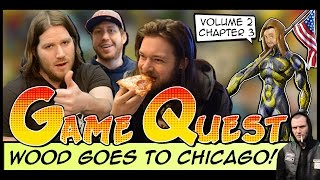 The Game Quest | Volume 2 Chapter 3 - 'Wood Goes To Chicago'