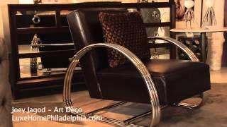 Art Deco Furniture - Luxe Home Philadelphia