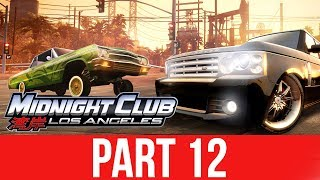 MIDNIGHT CLUB LOS ANGELES XBOX ONE Gameplay Walkthrough Part 12 - SPECIAL ABILITIES & WIDEBODY