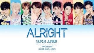 Watch Super Junior Alright video