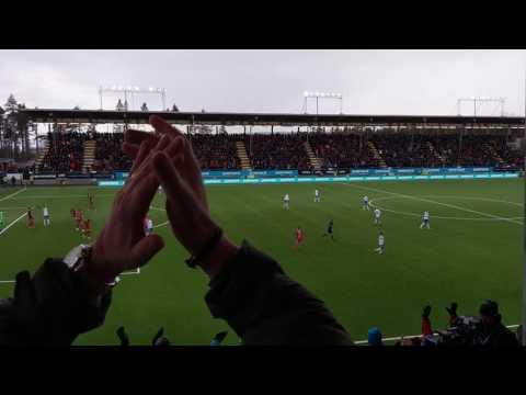 Östersund FK - IFK Norrköping Final Svenska cupen slutminuterna