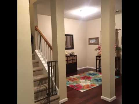 DIY Carpet to hardwood Stairs