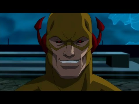 How Professor Zoom Was Able To Survive Flashpoint Revealed! - Suicide Squad: Hell To Pay Scene
