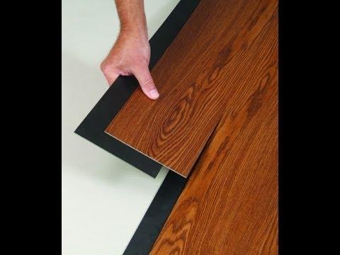 Виниловая самоклеющаяся плитка Allure Floor