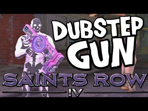 SAINTS ROW 4 - ALL DUBSTEP GUN SONGS GAMEPLAY! Industrial +
